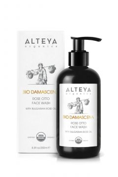 alteya face wash