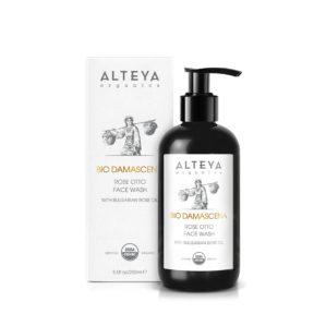 alteya face wash